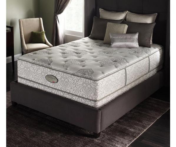 simmons beautyrest legend plush mattress