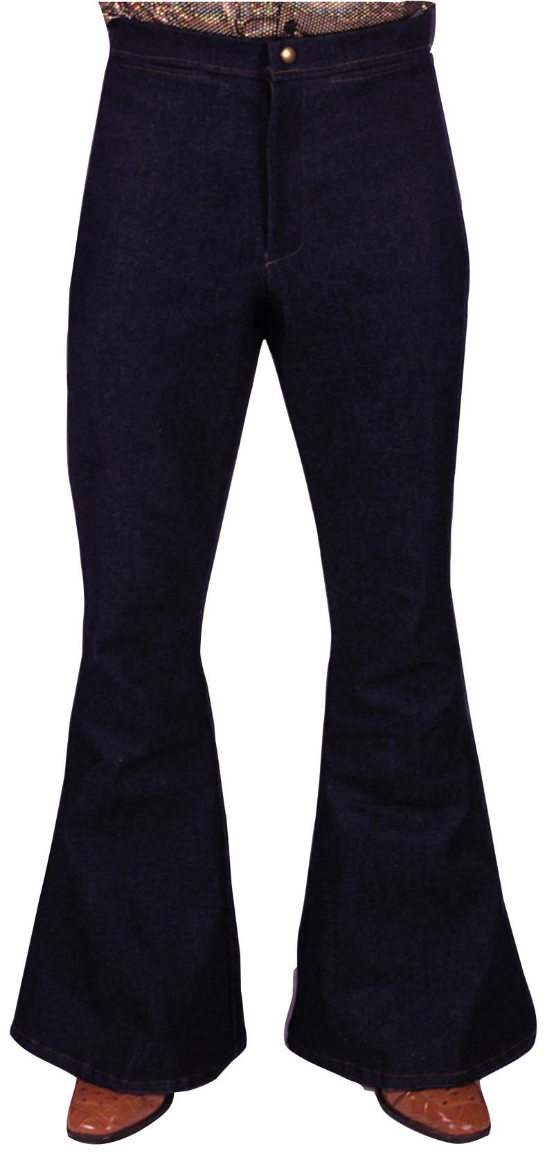 Discount Men's Bell Bottom Pants | Mens Deluxe Bell Bottom Pants ...