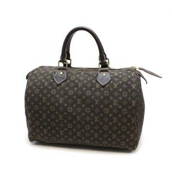 5de370b8dfa5 Save 56% on the Louis Vuitton Speedy 30 Hand Monogram Mini Lin Hobo Brown  Satchel! This satchel is a top 10 member favorite on Tradesy.