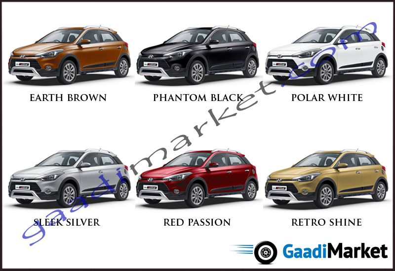 I20 Active Colours New Hyundai Hyundai Toy Car