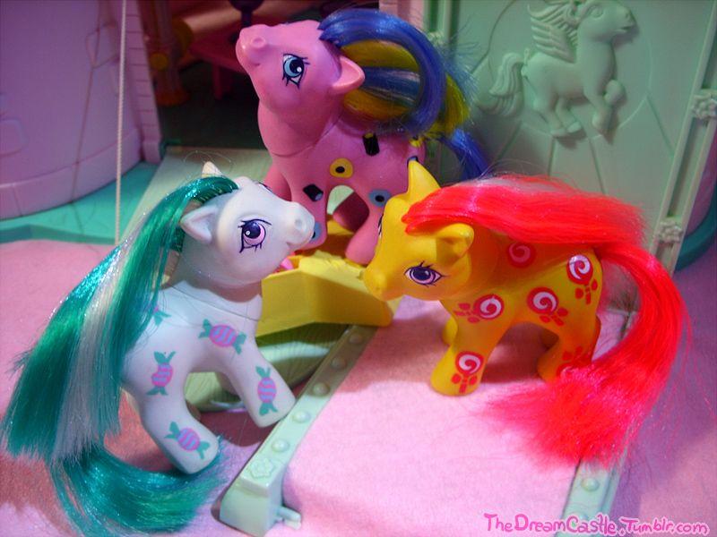 Toyprincess Vintage My Little Pony, Baby Pony, My Little Pony Friendship