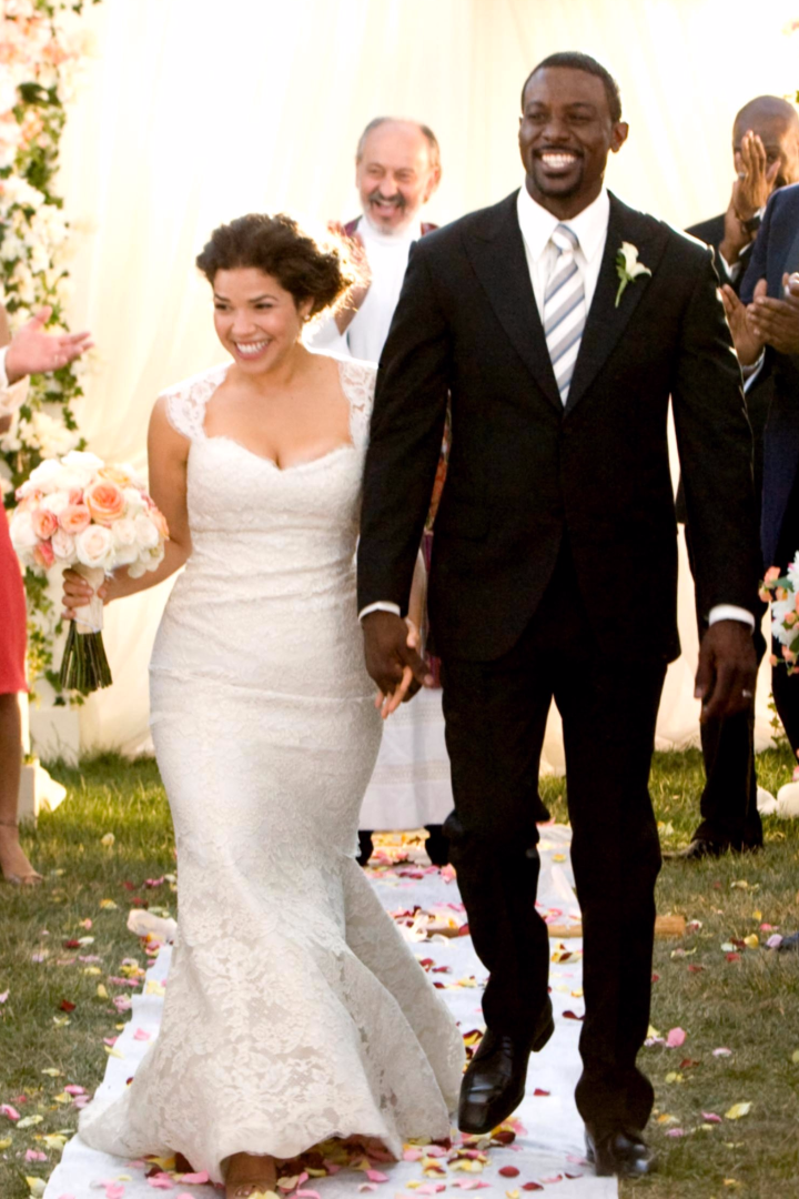 Take Style Inspiration From These Memorable Movie Wedding