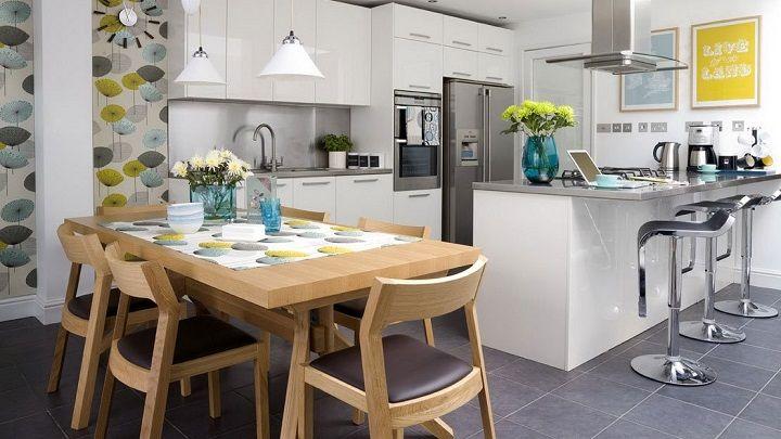Ideas para actualizar la cocina en menos de 1 hora - Decoracion rustica moderna ...