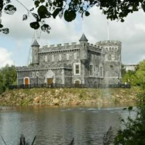 Merlin's Magic Castle at Walibi Holland