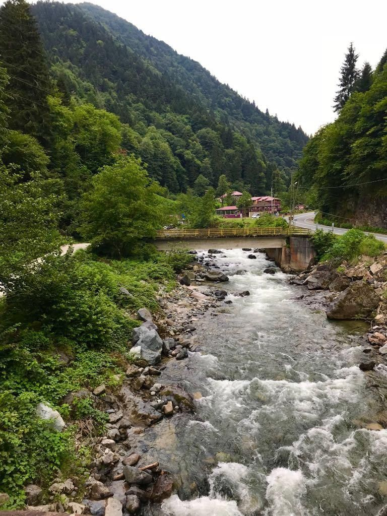 , River in Trabzon, Turkey [OC] [3264×2448], My Travels Blog 2020, My Travels Blog 2020