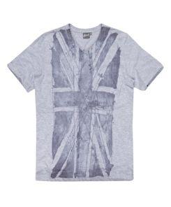KHELF camiseta bandeira Reino Unido