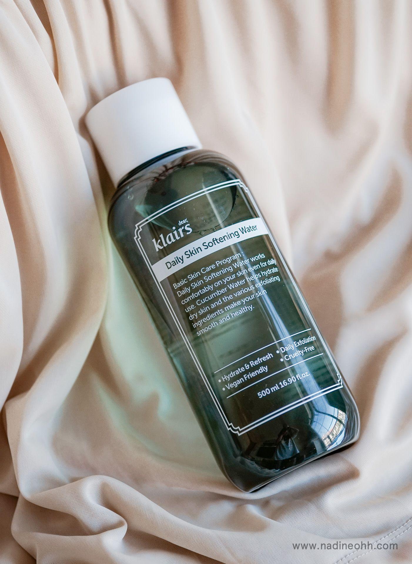 Dear Klairs Daily Skin Softening Water Hydrate Dry Skin Body Care Body Skin Care