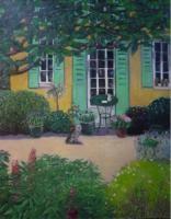 Jean Pierre Cassigneul ~ ''Jardin'' - 2003