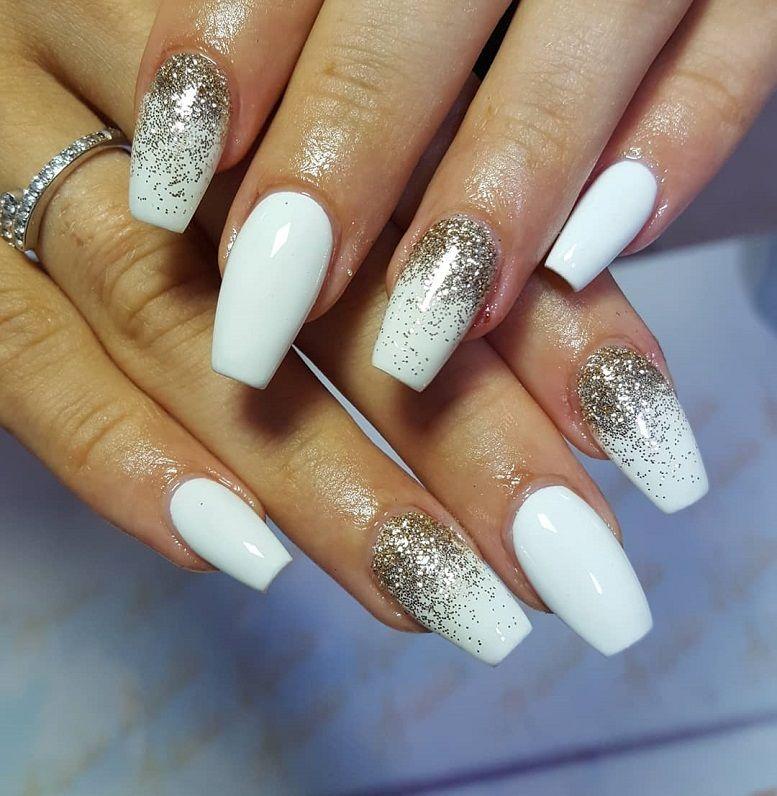 Beautiful Neutral Nail Art By Aariela Nails
