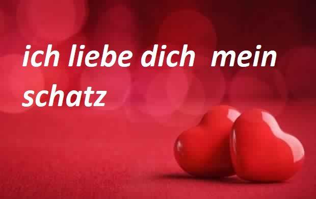 Ich Liebe Dich Mein Schatz Bilder Und Spruche Fur Whatsapp Und