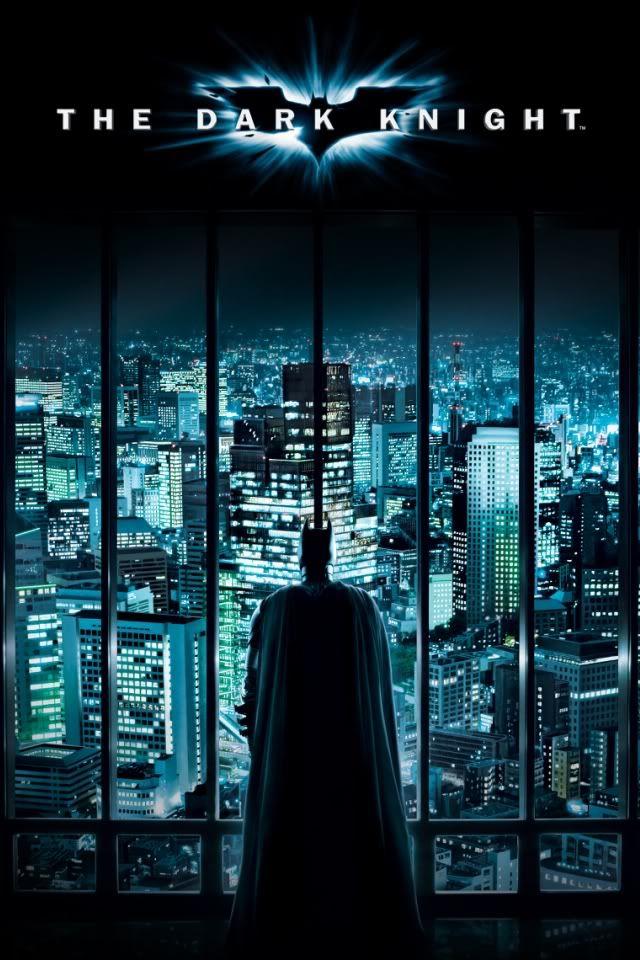 Dark Night Movie Iphone Wallpaper Gotham City Gotham Batman Film