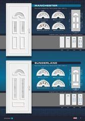 Kömmerling Plastic Entrance Door 3- Kömmerling Plastic Entra…