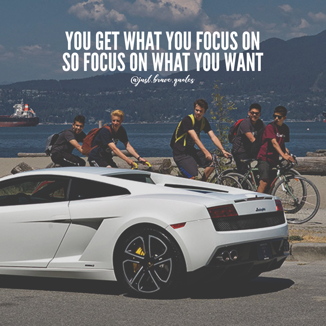 Stay Focused Put In Work And One Day You Ll Be The One