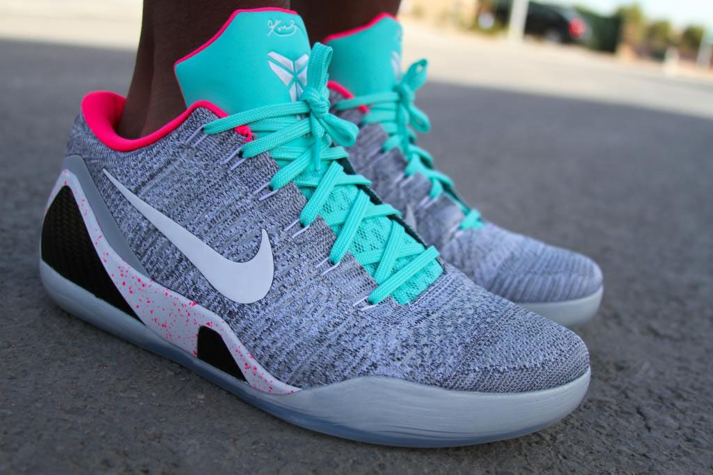 women's nike elite low kobe 9