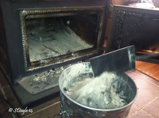 Staying Safe How To Clean Out A Wood Stove And Chimney To Help