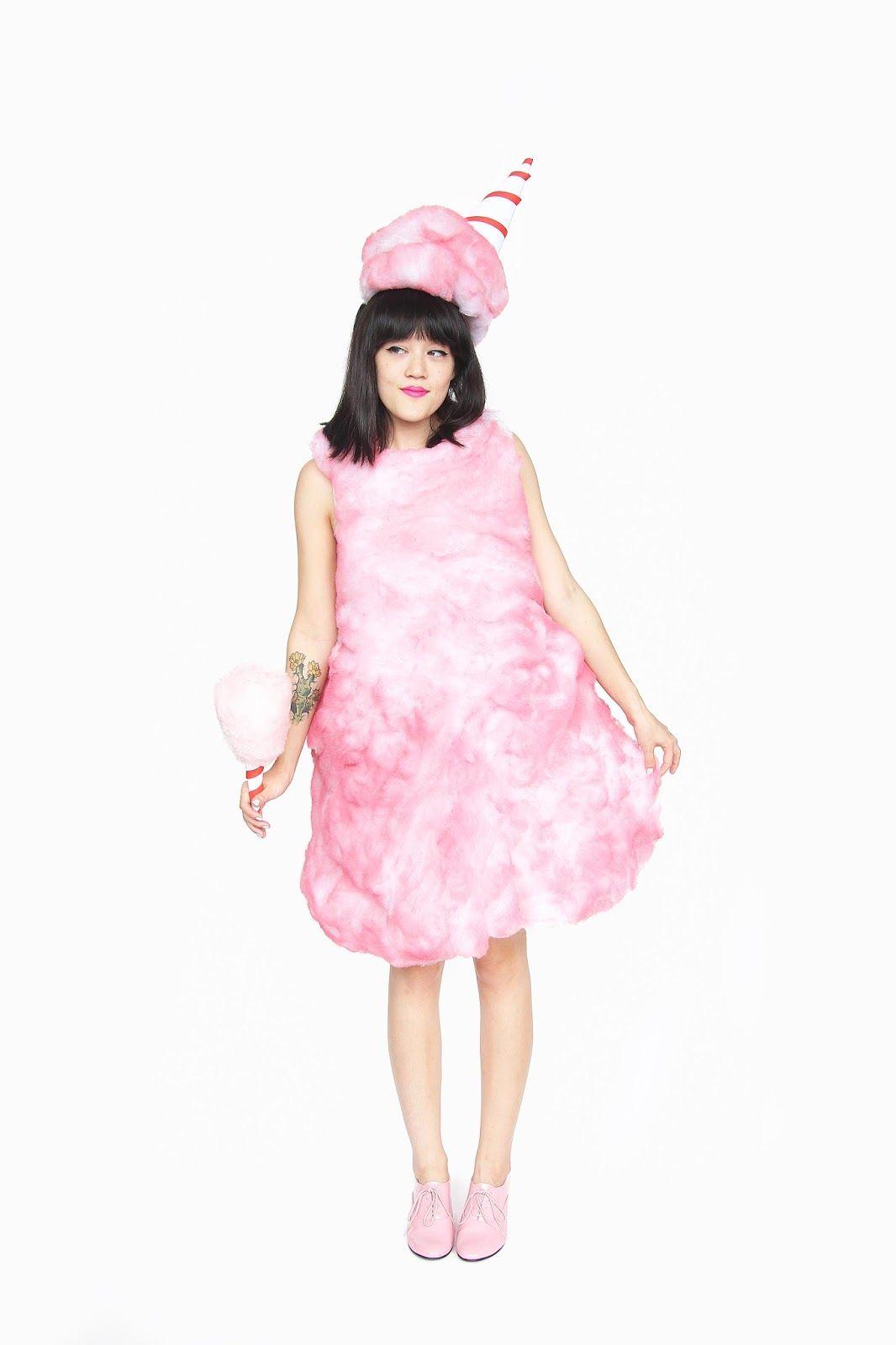 Candy dress up ideas