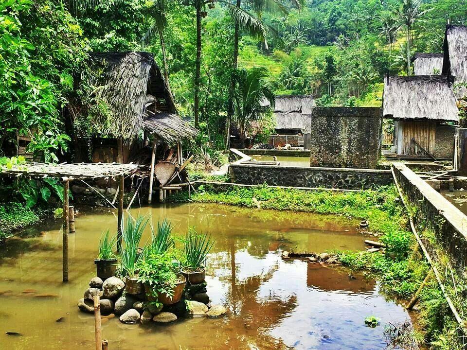 Dragon Village at Tasikmalaya West Java Indonesia