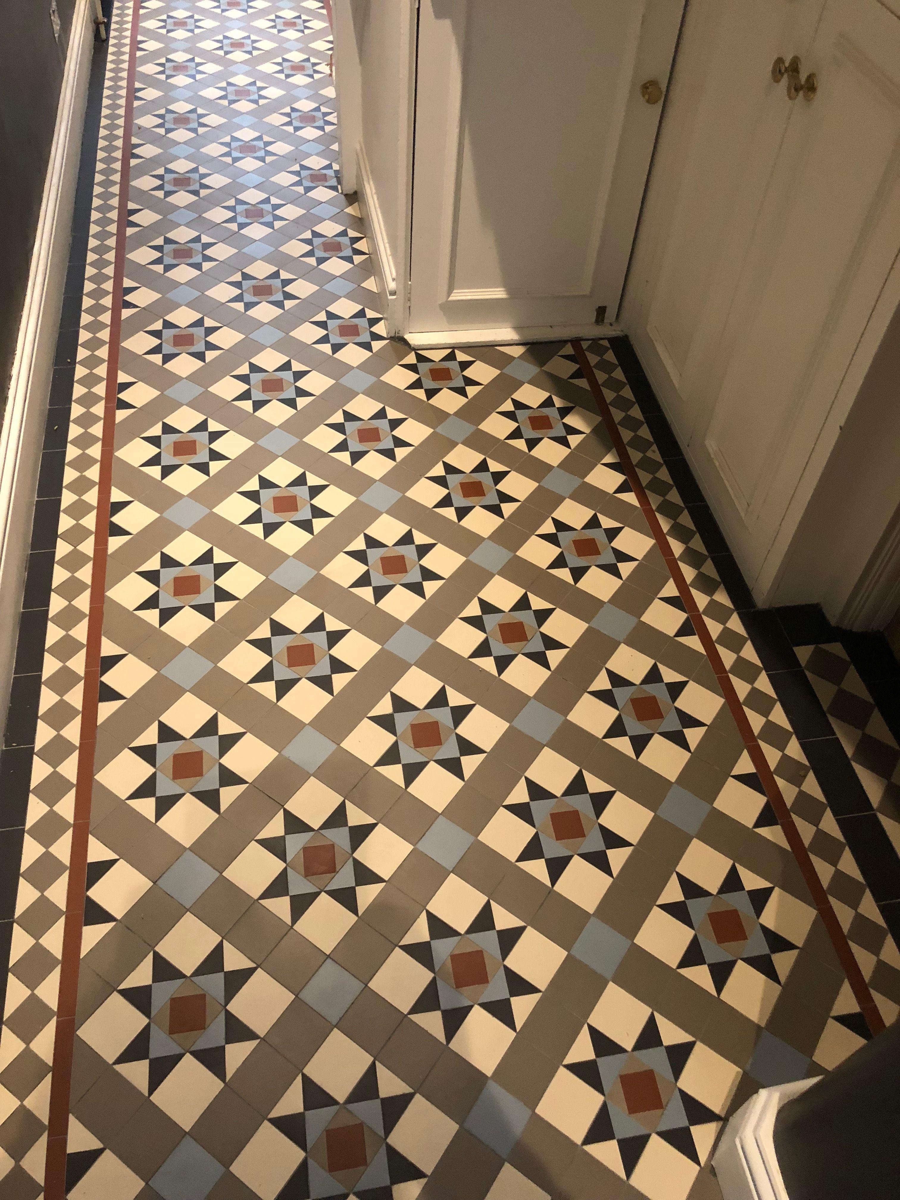 Victorian Mosaic Hallway Www Hicompany Co Uk Victorian Mosaic Tile Tiled Hallway Mosaic Tiles