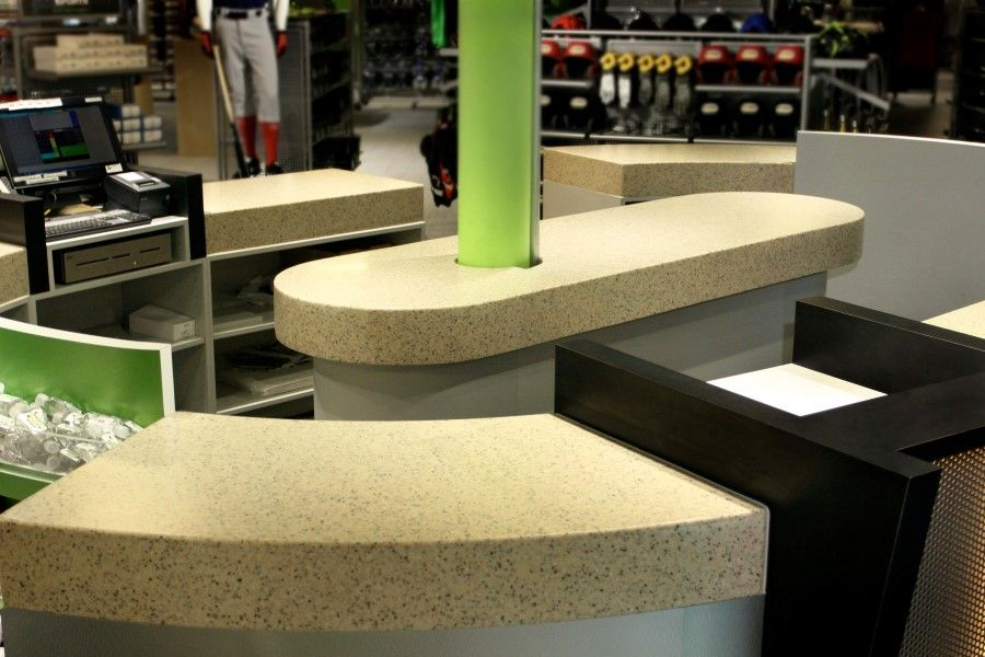 Spooky Nook Sports Manheim PA Countertop Project