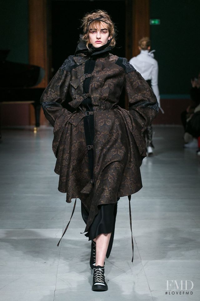 Photo - Aganovich - Autumn/Winter 2016 Ready-to-Wear - paris - Fashion Show | Brands | The FMD #lovefmd