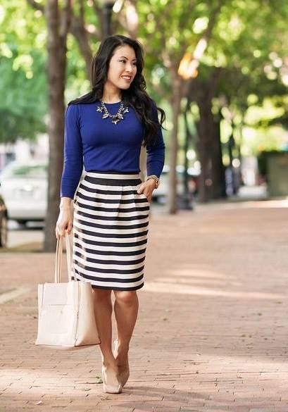 961f8c882 Outfits para mujeres bajitas