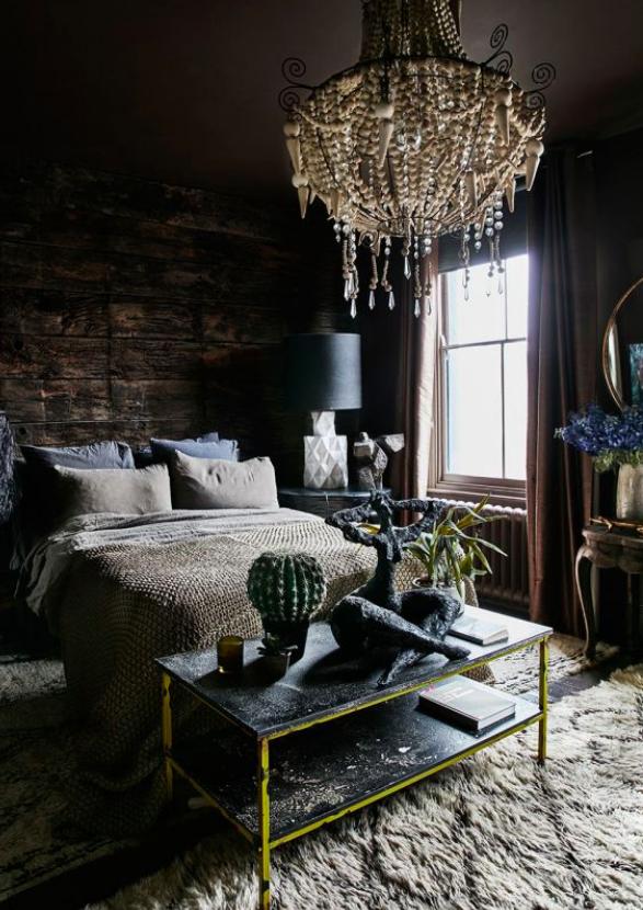 Abigail Ahern Bedroom Interiors Interiordesign Abigailahern Bedroom Decor Elle Decor Interior