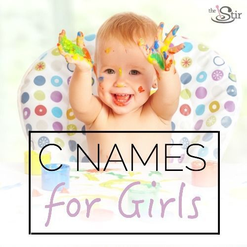 25 charming 'C' names for little ladies! | Baby girl c ...