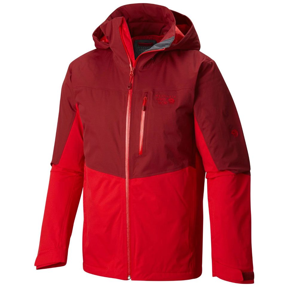 acbcced010c Mountain Hardwear South Chute Jacket