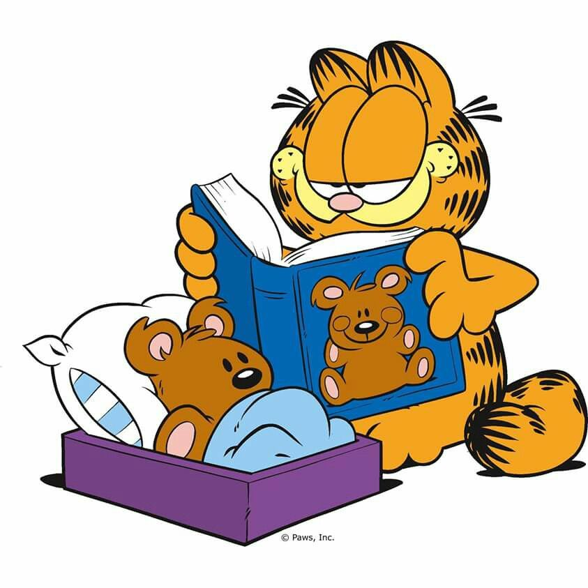1000+ images about Garfield on Pinterest | Pizza, Christmas angels ...