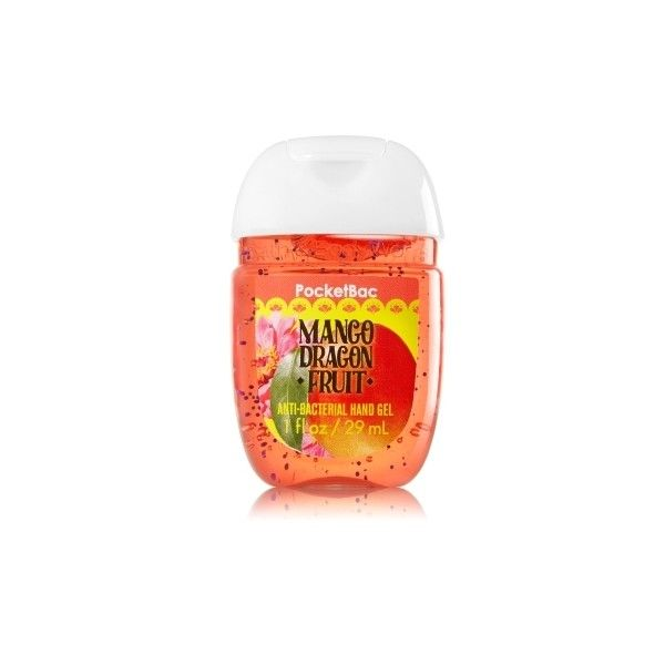 Pocketbac Sanitizing Hand Gel 485 Huf Liked On Polyvore