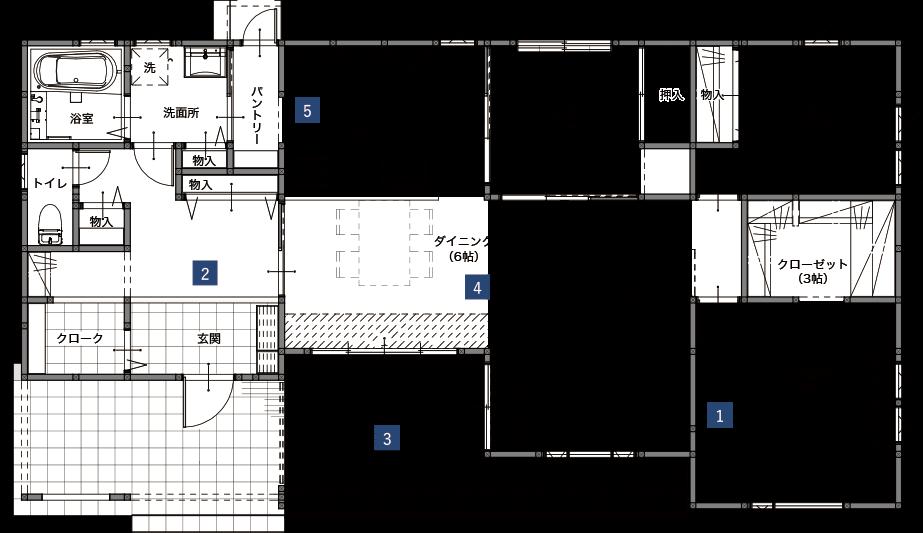 間取り おしゃれまとめの人気アイデア Pinterest Kazunari Tanaka 平面図 間取り 30坪 二世帯間取り