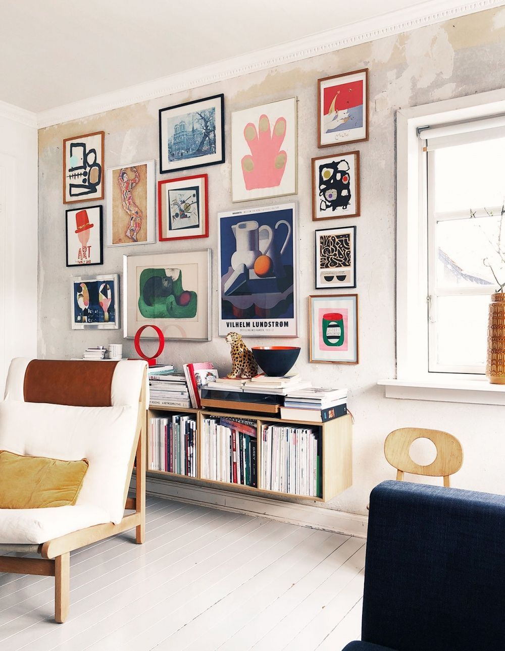 new take on scandi style home interior design stripped wall also the files gallery walls for rh pinterest