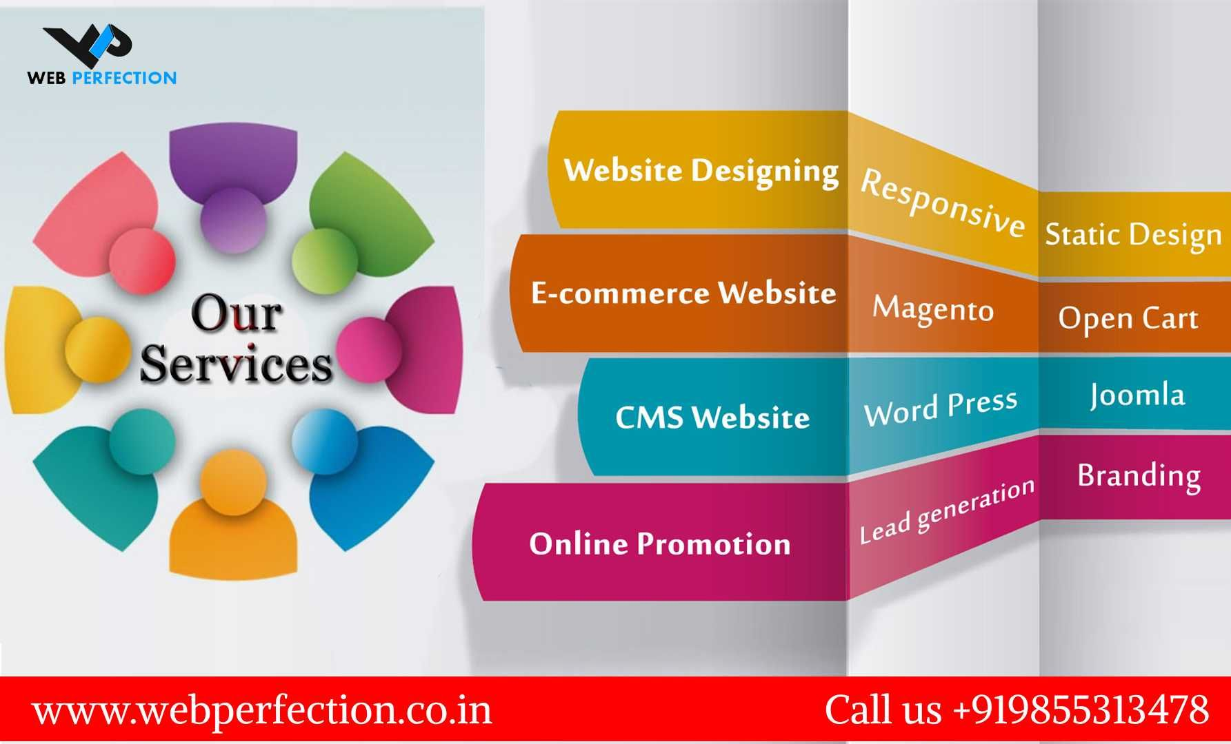 Our It Services Company In Chandigarh Providing The Best Quality Design Of A Website Web De Website Design Services Website Design Company Web Design Services