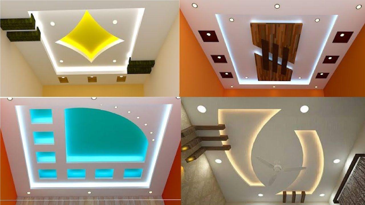 POP false ceiling   Pop ceiling design, Pvc ceiling design ...