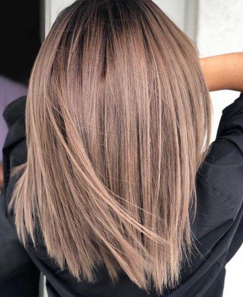 Fraise Frêne Cendré - #Ash #Brown #naturlocken #Fraise #hairandmakeup