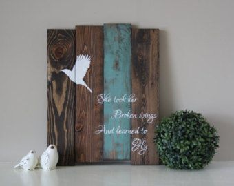Reclaimed wood wall art My wish for you Reclaimed pallet & Reclaimed wood wall art My wish for you Reclaimed pallet | pallet ...