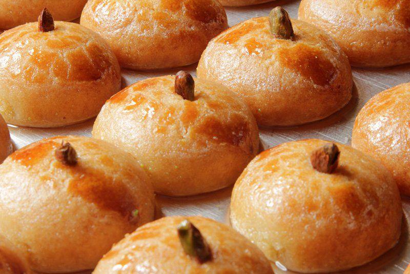 حلا عيون المها مطبخ سيدتي Recipe Lebanese Desserts Desserts Turkish Recipes