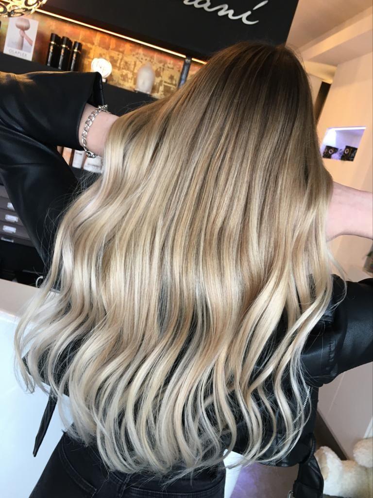 Blond verlauf braun 9 Best