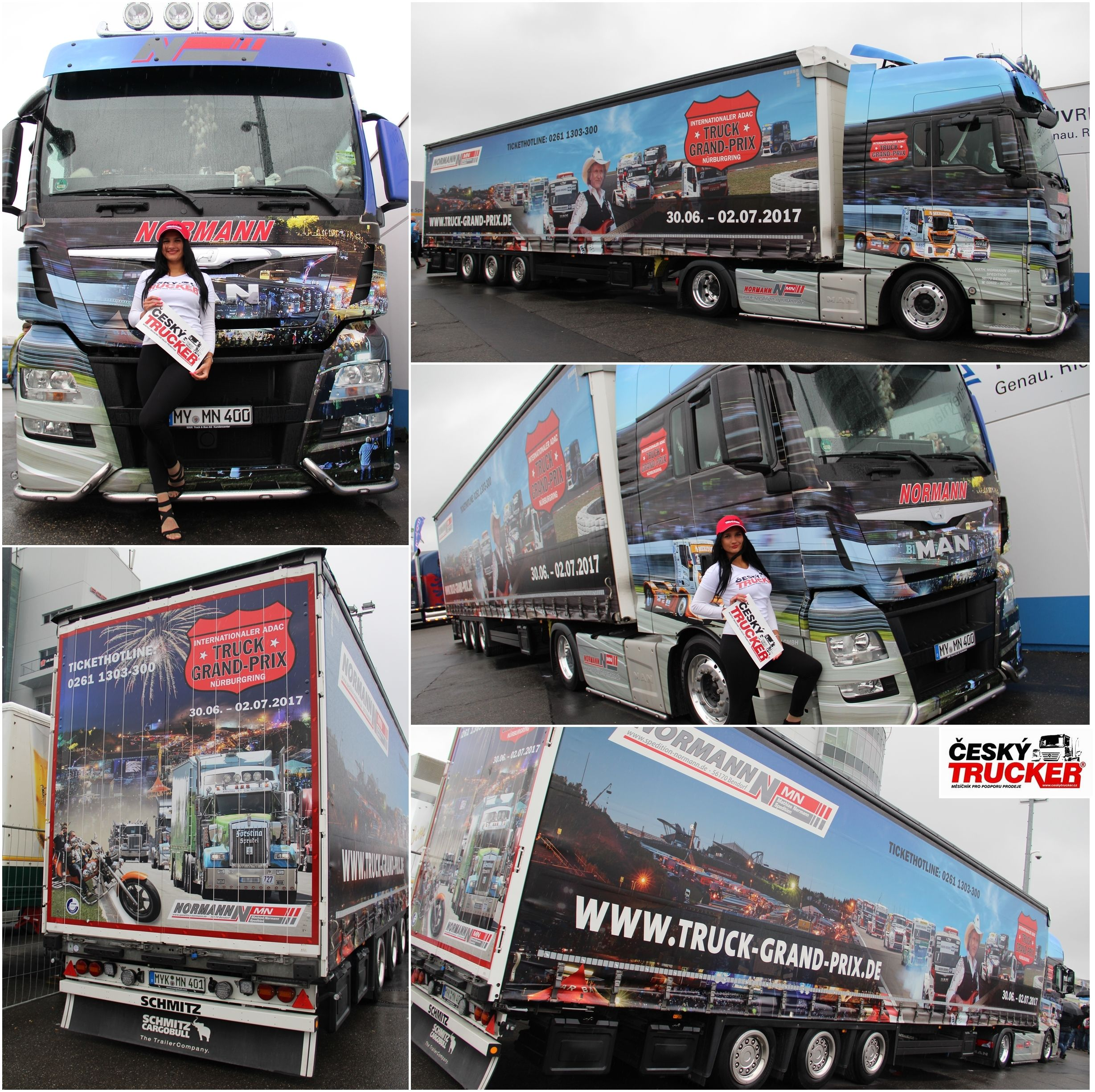 Pin By World Truck Racing Promotion Online Magazine On Adac Truck