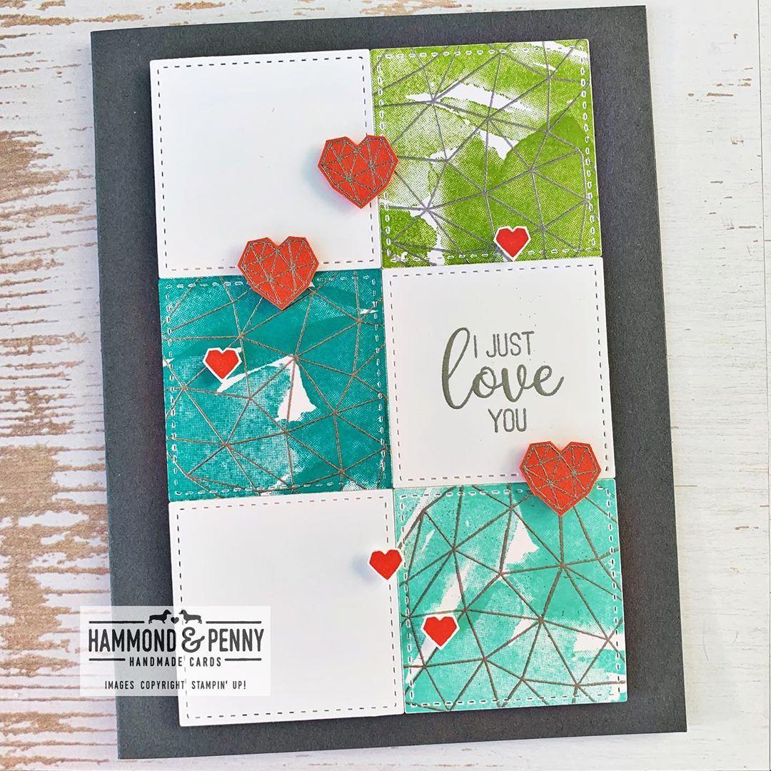 Fancy Fold Peekaboo Flap Card Fancy Folds Valentines Cards