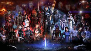 Mass Effect (Female Shepard) by TheJTizzle