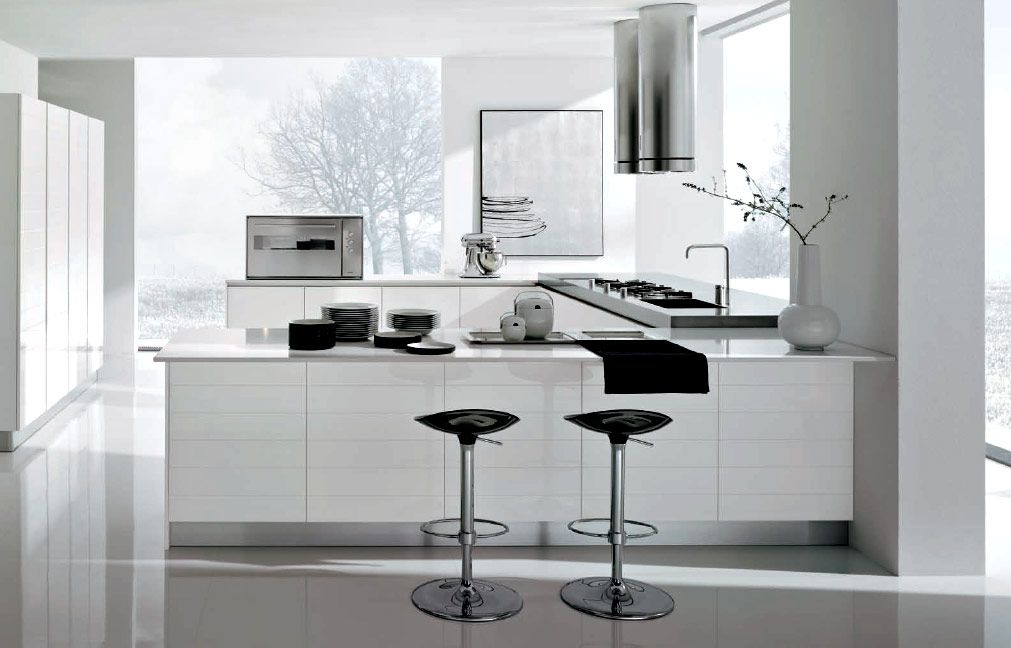 White Kitchen Interior Design 30+ modern white kitchen design ideas and inspiration | design