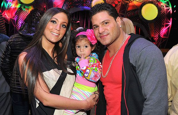 Sammi and Ronnie From 'Jersey Shore' Still Together and Practicing ...