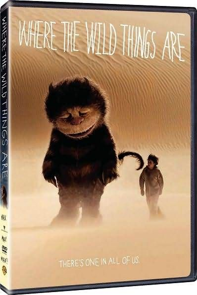 Where the Wild Things Are (DVD, 2010) in DVDs & Movies ...