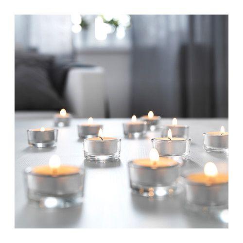 GLIMMA Porta-velas IKEA
