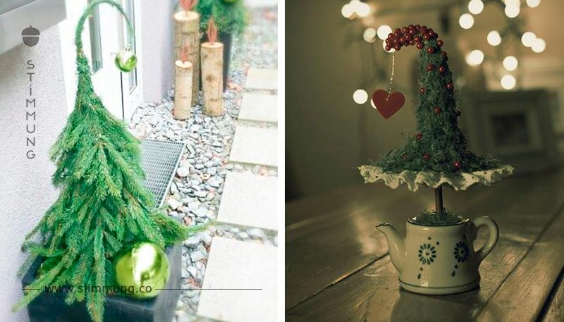 Suchst du für deine Wohnung einen echten BLICKFÄNGER? Diese 14 stehenden Dekorationsstücke sind wirklich PRACHTVOLL! #rustikaleweihnachten