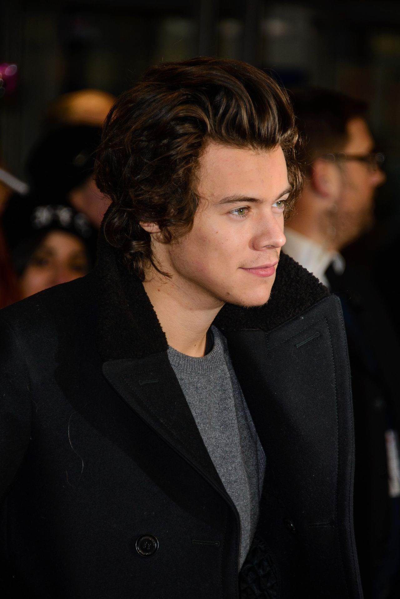 Harry Styles New Haircut December 2013 16076 Movieweb