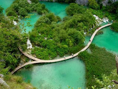 Plitvice Lakes National Park Croatia Travel Globe Pretty Places Plitvice Lakes