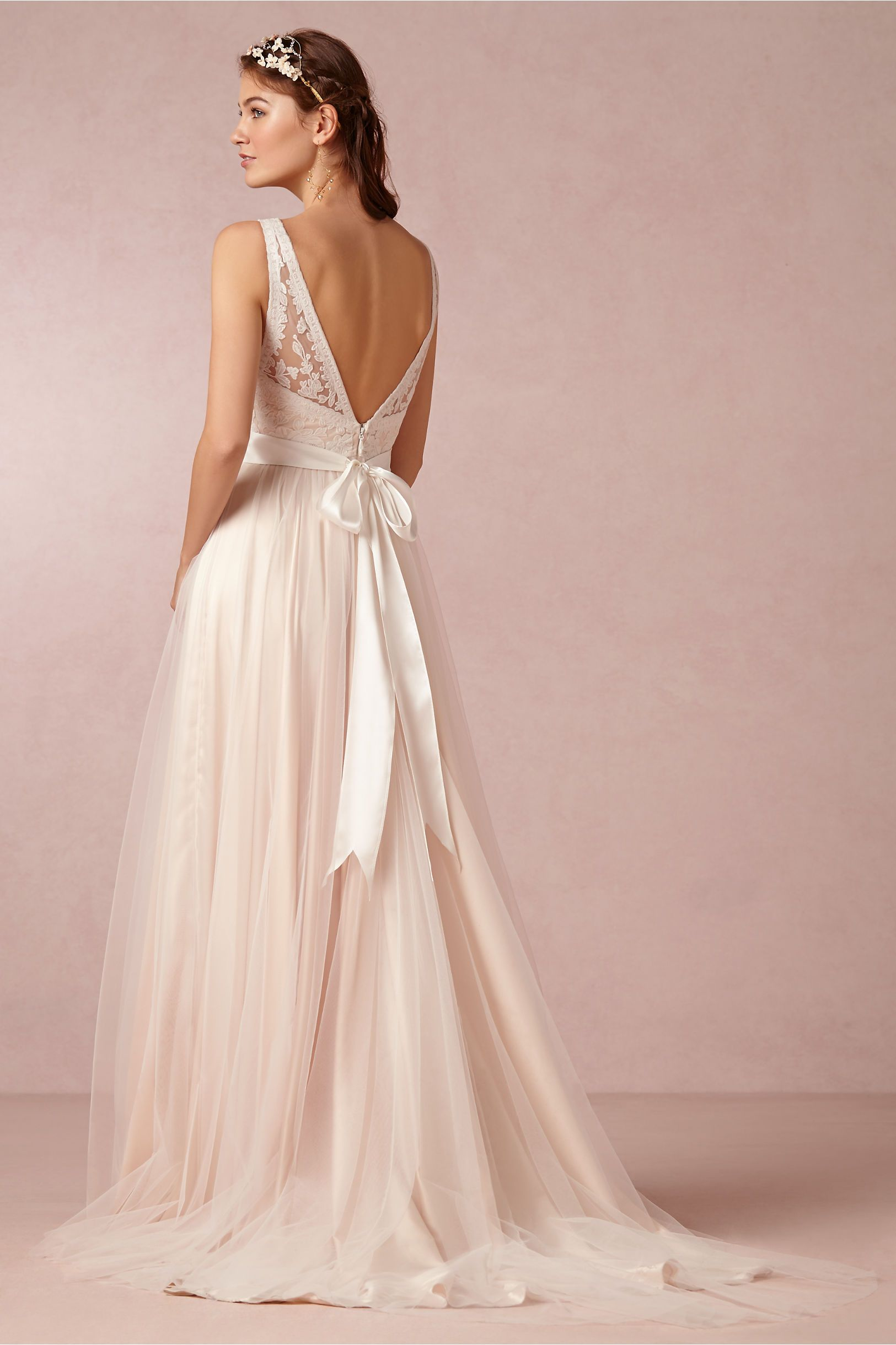 BHLDN Tamsin Gown in Bride Wedding Dresses Ball Gown at BHLDN ...