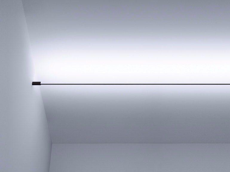 Plafoniere Led Da Ufficio : Wall lamp ceiling infinito by davide groppi design